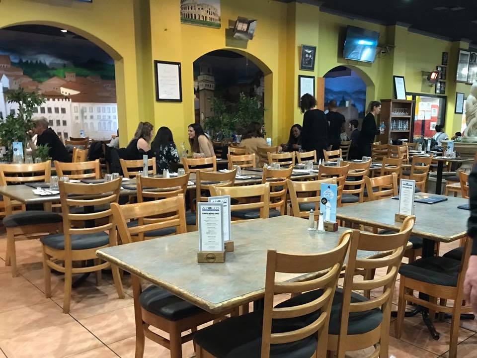 Siena's Restaurant, Leederville