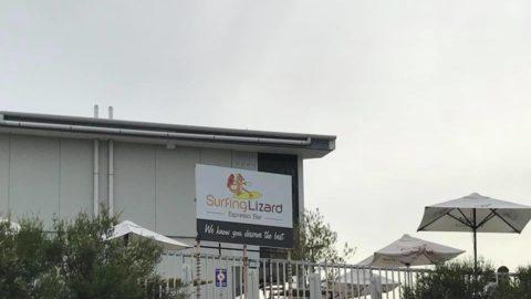 Surfing Lizard Espresso Bar, Coogee