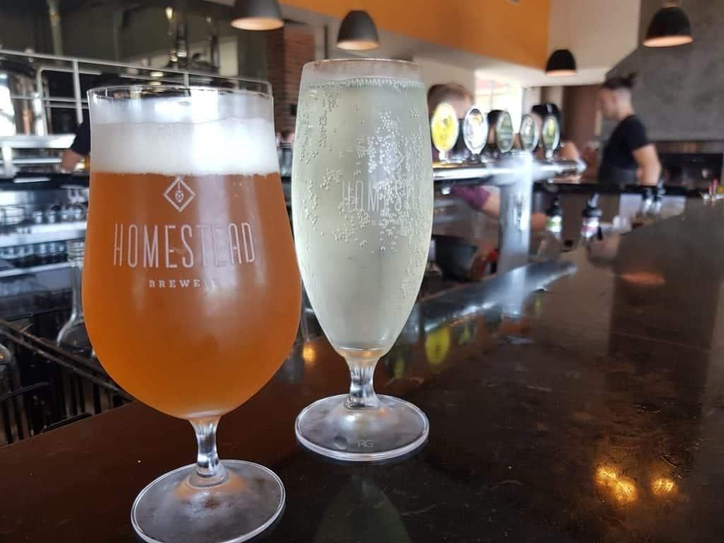 Mandoon and Homestead Brewery