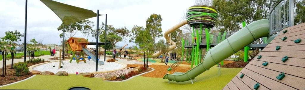 Jungle Park Whiteman Edge - best parks in perth