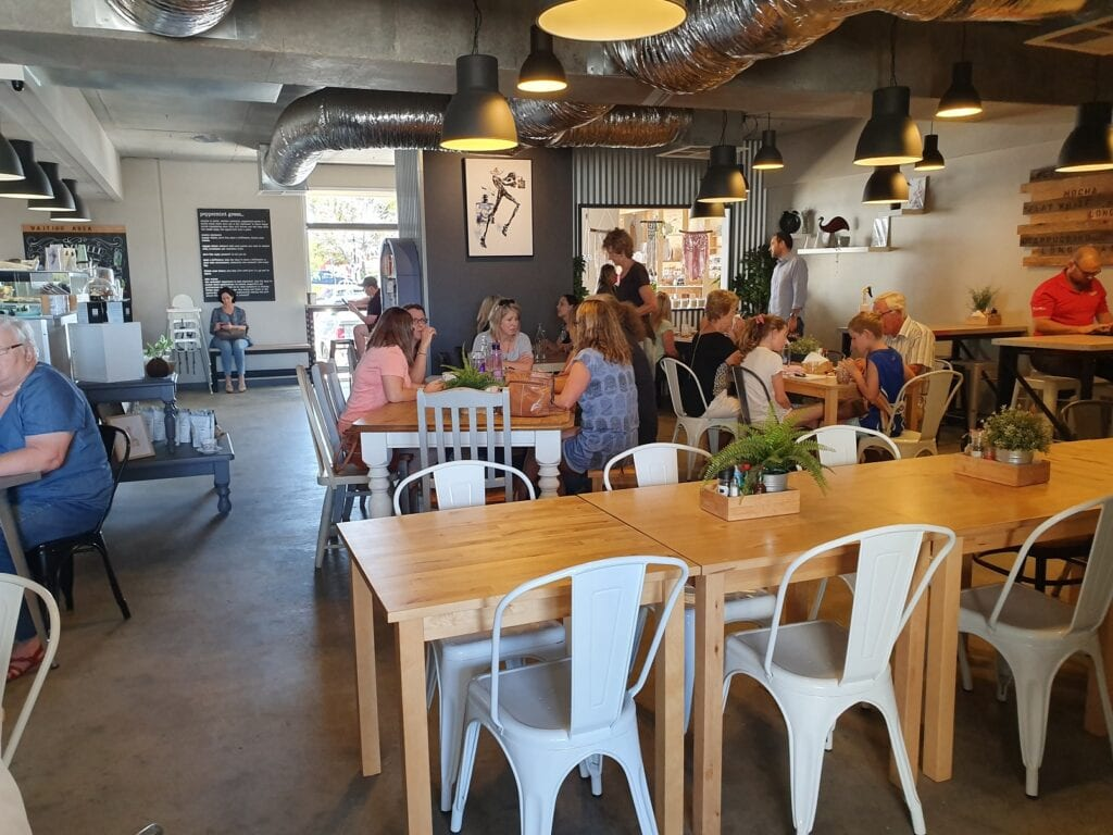 Peppermint Green Coffee House Joondalup