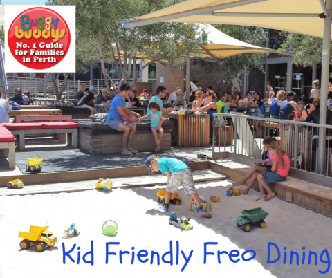 The Best Family Friendly Restaurants in Fremantle