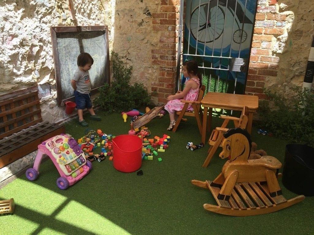 Family Friendly Restaurants in Fremantle