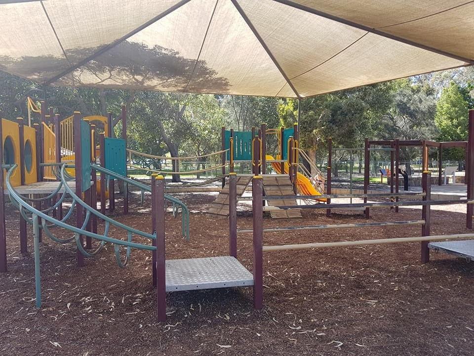 Ivey Watson Playground (Stickybeaks), Kings Park