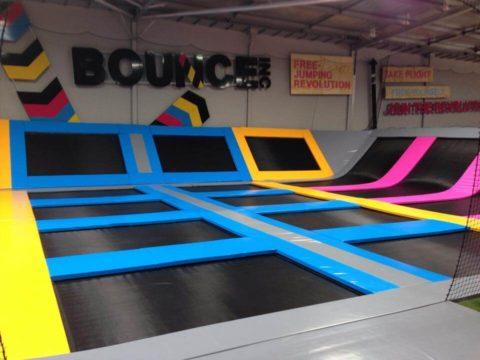 BOUNCE Cannington – Trampoline Centre