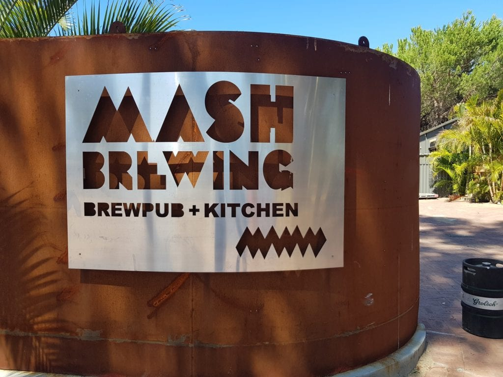 Mash Brewing Swan Valley