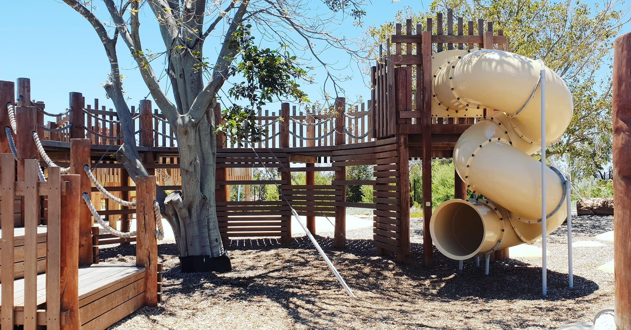 Kinkuna Adventure Playground, Eglinton