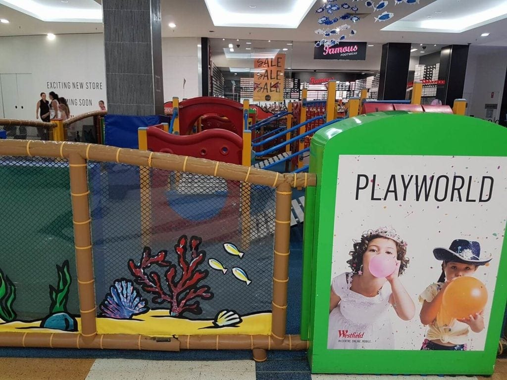 westfield play world