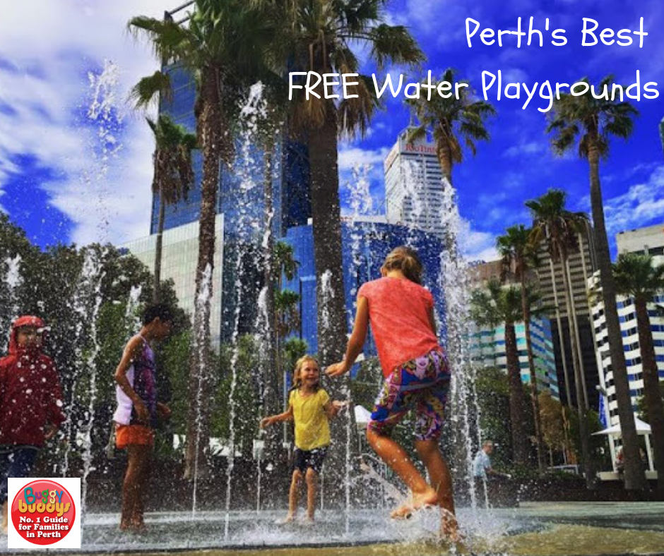 Best free Water Playgrounds perth