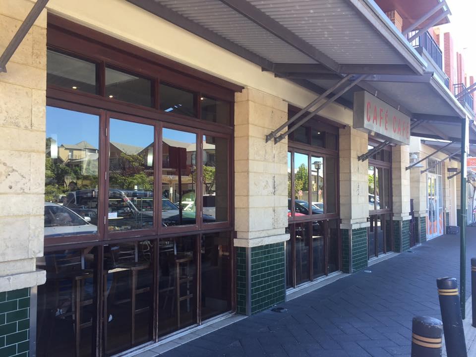 Cafe Cafe Subiaco
