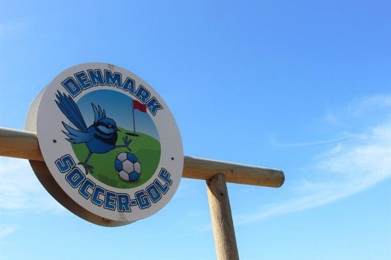 Denmark Soccer Golf