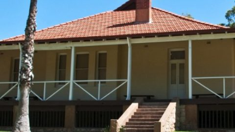 The Azelia Ley Homestead Museum, Hamilton Hill