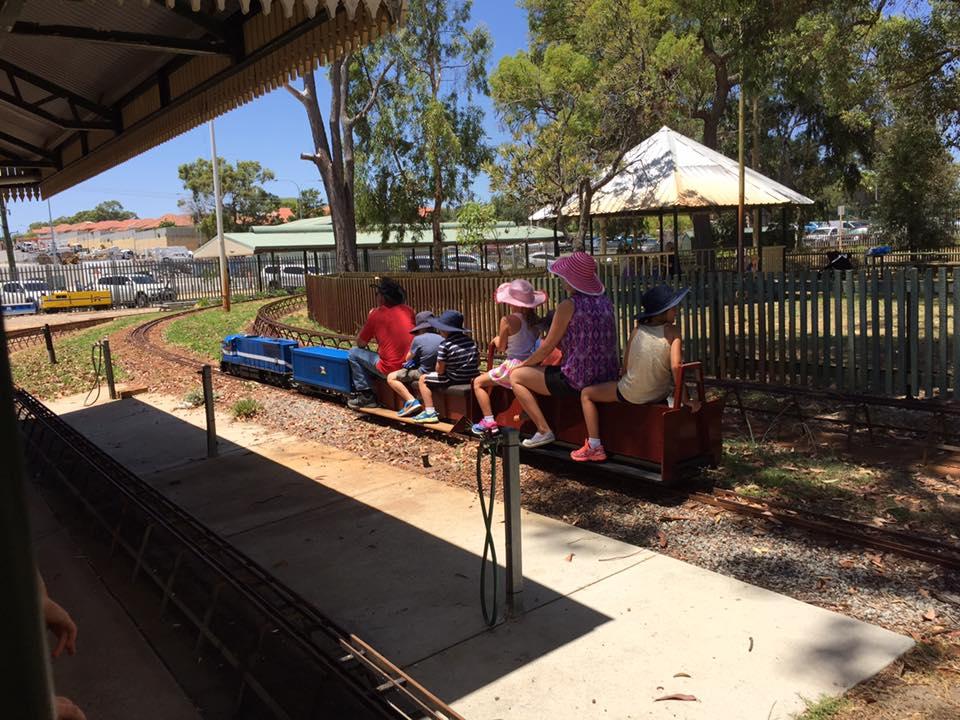 Stirling Miniature Railway