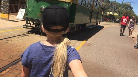 Whiteman Park Tram Ride