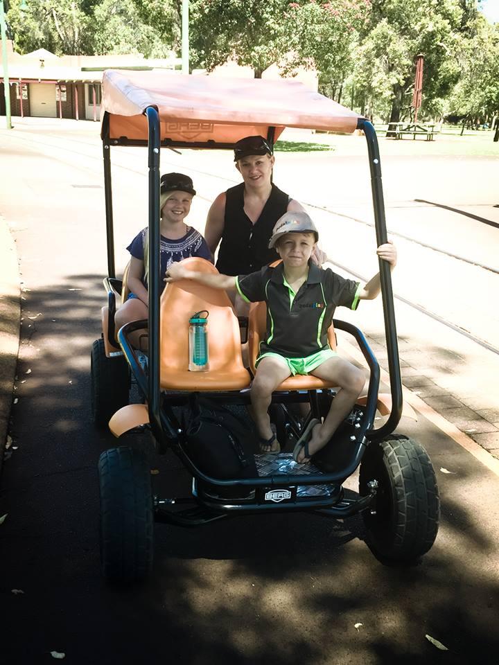 Pedal Play Whiteman Park