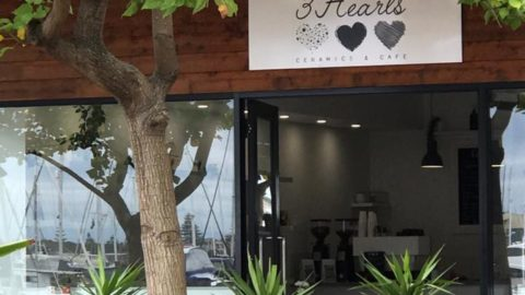 3 Hearts Ceramic Cafe, Mandurah