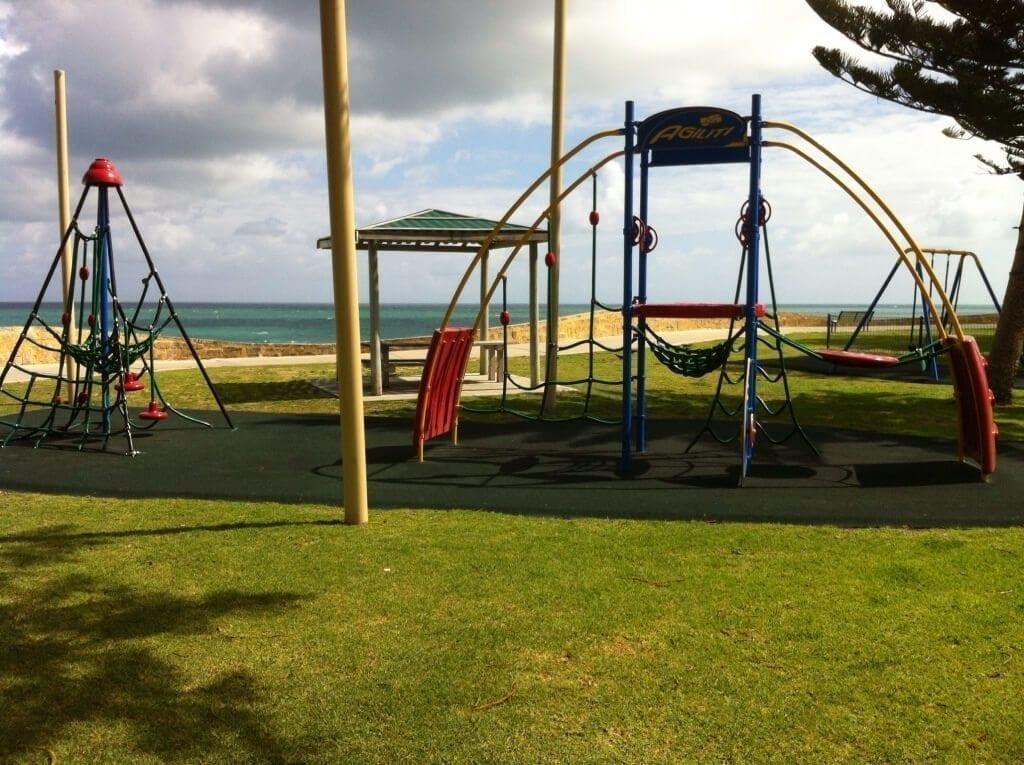 cottesloe beach playground