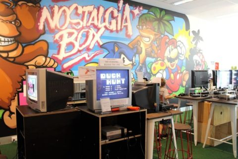 The Nostalgia Box, Perth
