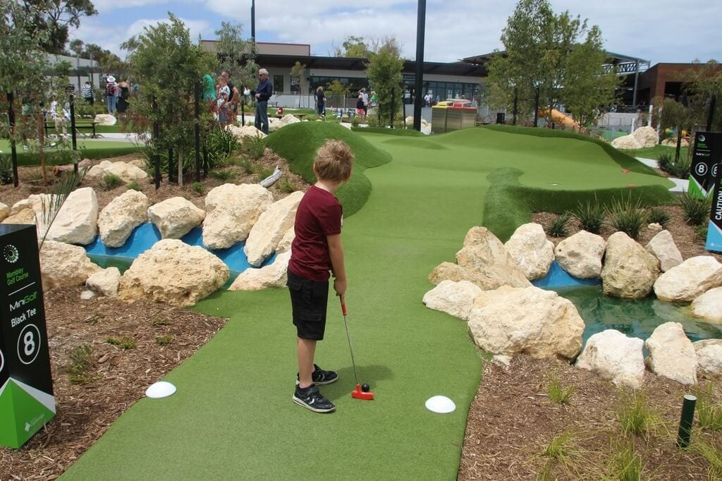 Wembley Mini Golf