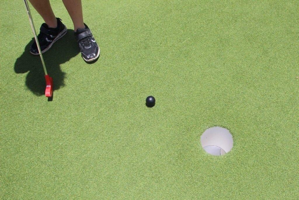 Wembley mini golf