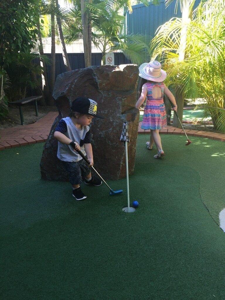 Adventure Putt Mini Golf Swan Valley