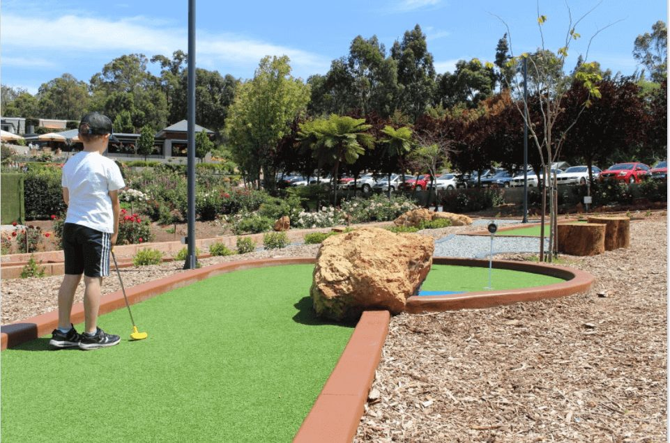 Masonmill Mini Golf