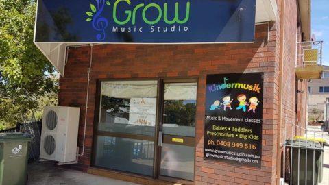 Wiggle and Grow Kindermusik, Grow Music Studio, Perth