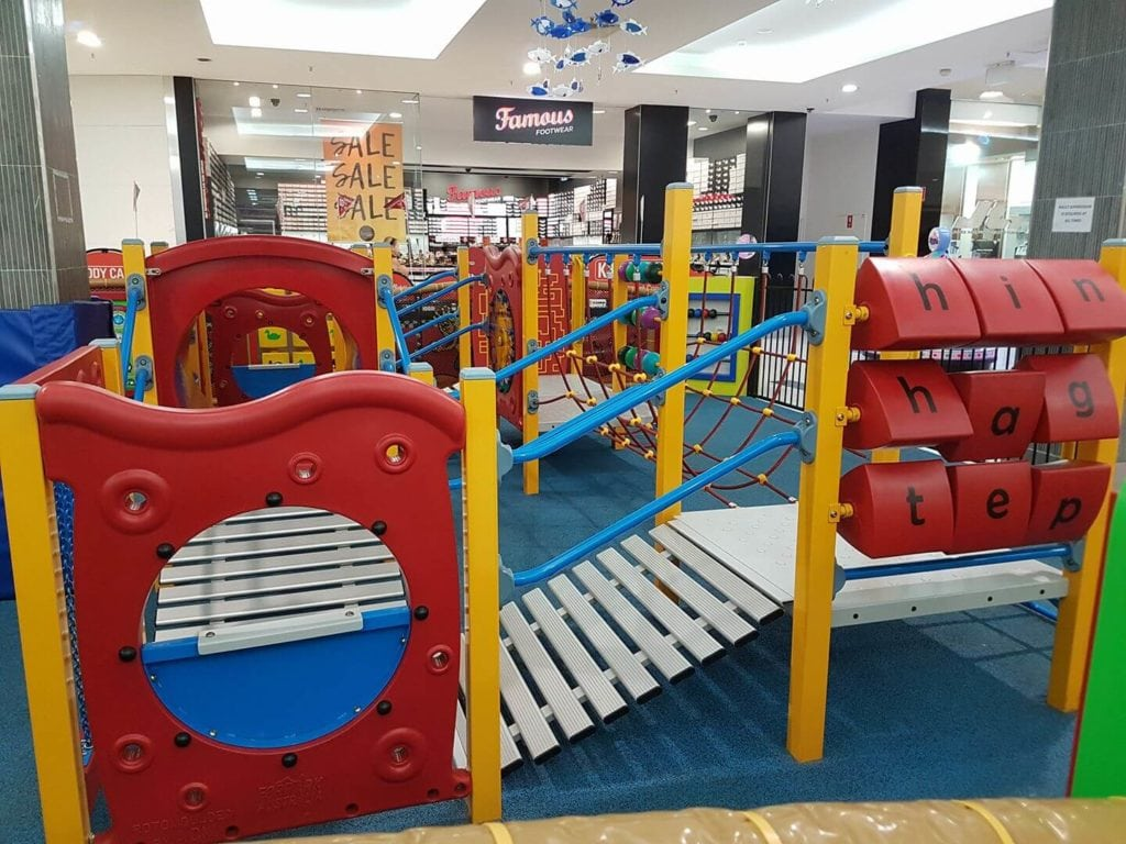 Playworld at Westfield Carousel