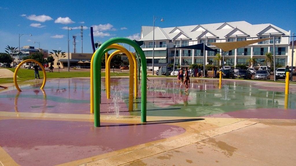 Geraldton Foreshore Playground