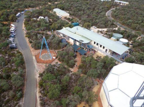 Gravity Discovery Centre, Gingin