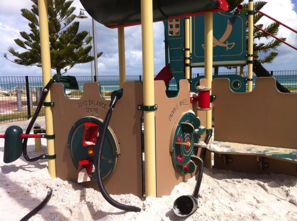 Swanbourne Playground