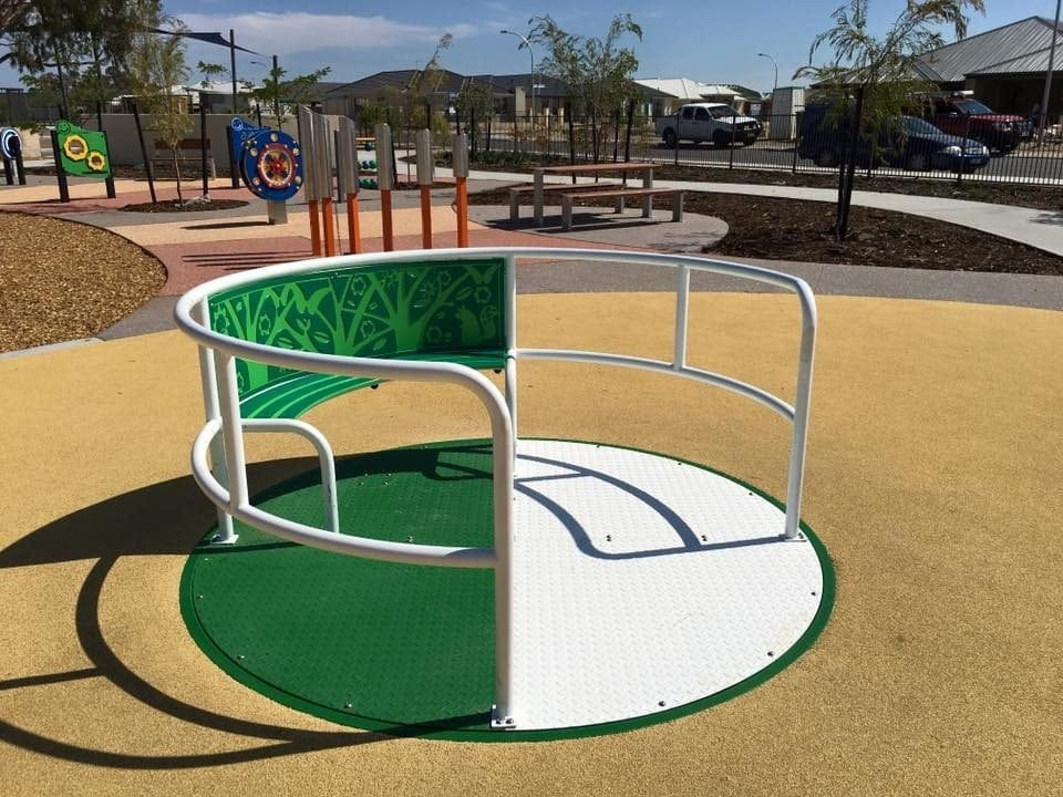 Livvi's Place Playground Whiteman Edge