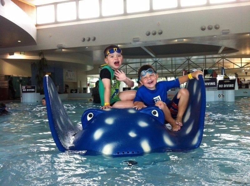 Learn to Swim Enquiry Form: Stirling Leisure Centre ...