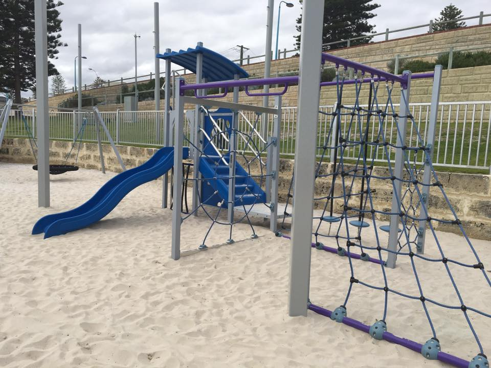 Watermans Bay Playground