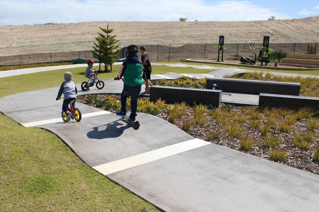 Amberton Scooter Park and Pirate Playground