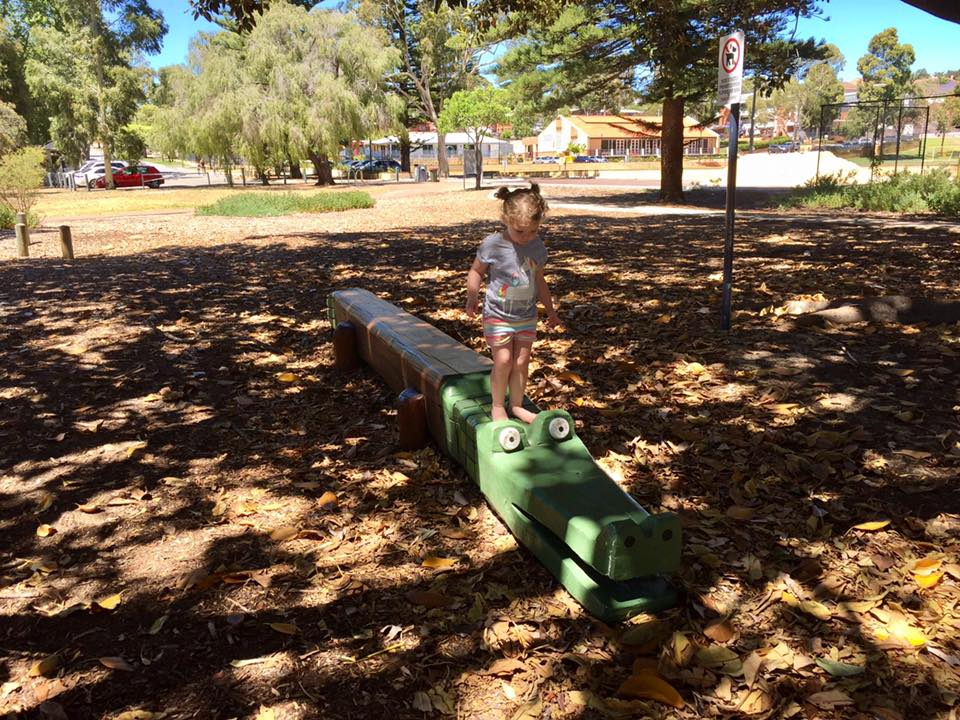 Lake Claremont Playground