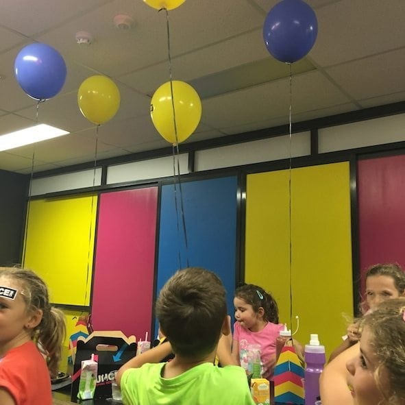 Bounce Kids' Birthday Parties, Cannington