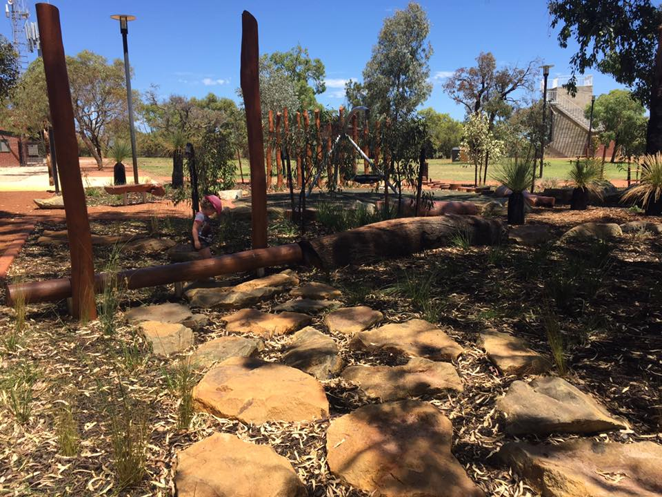 Wireless Hill Nature Playspace, Ardross