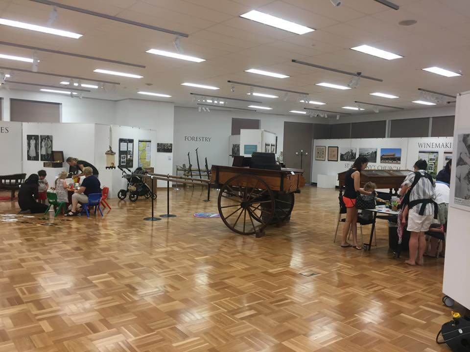 All About the Past, Wanneroo Cultural Centre
