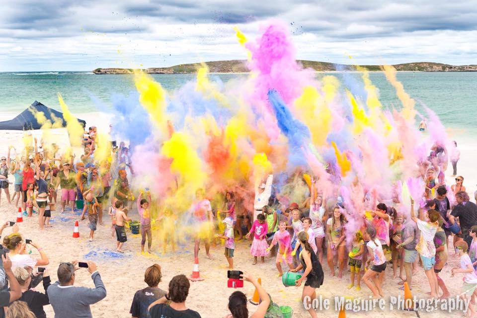 Lancelin Colour Blast