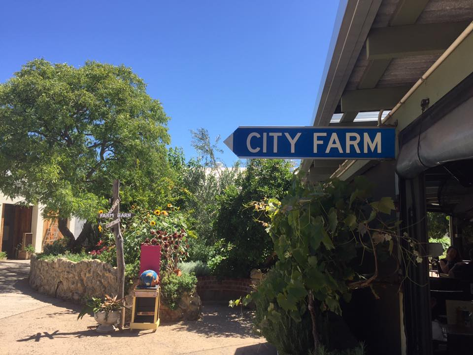 Perth City Farm Cafe, East Perth