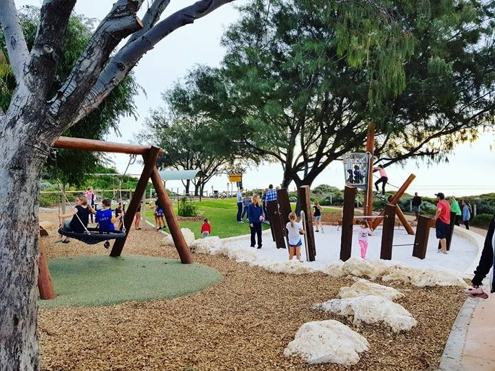Iluka Foreshore Playground