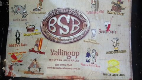 The Bush Shack Brewery, Yallingup