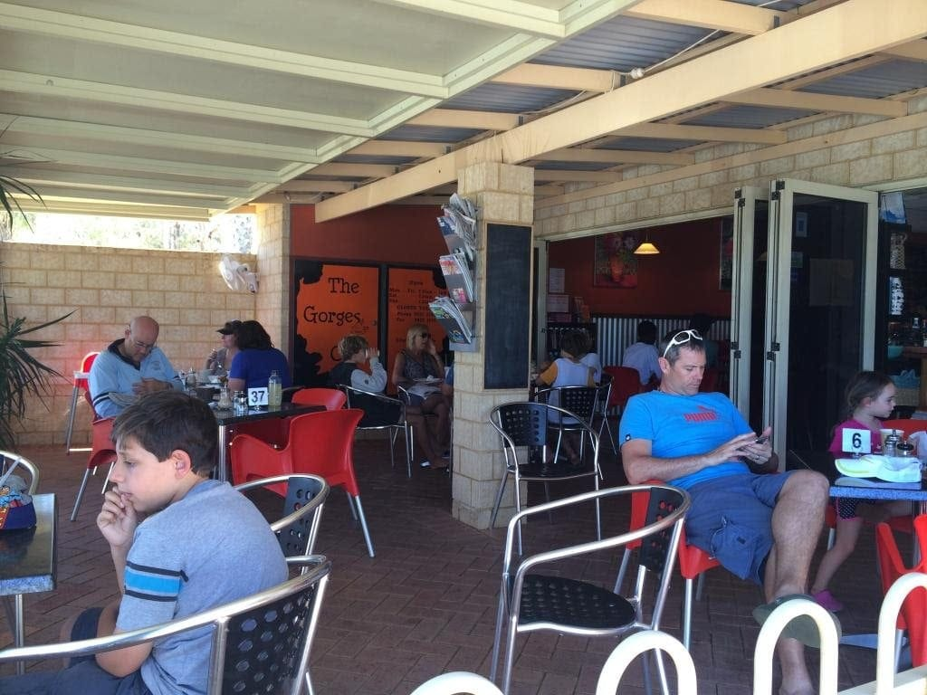Gorges Cafe, Kalbarri