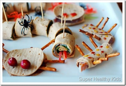 Easy Halloween Food Ideas From Super Healthy Kids