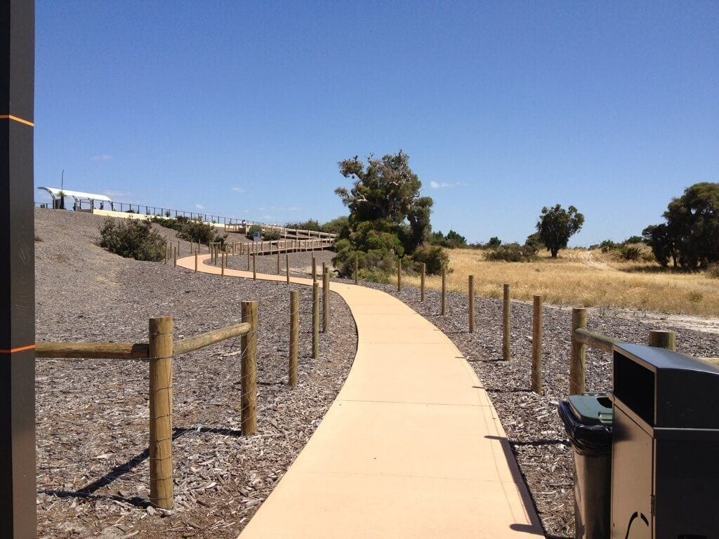 Perth Airport Viewing Platform
