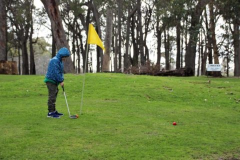 Chilli Waters Golf, Margaret River