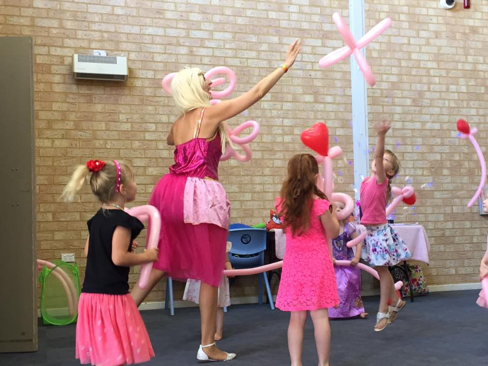 Jelly Tots Entertainment, Perth