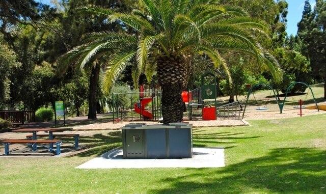 John Oldham Park