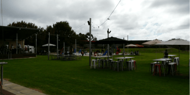 Colonial Brewery, Margaret River